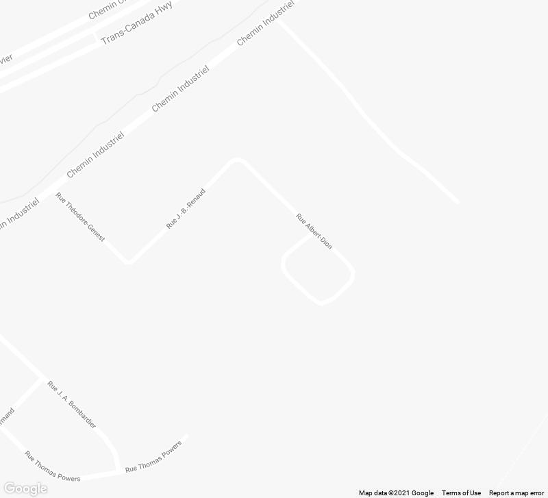 Carte de l'emplacement